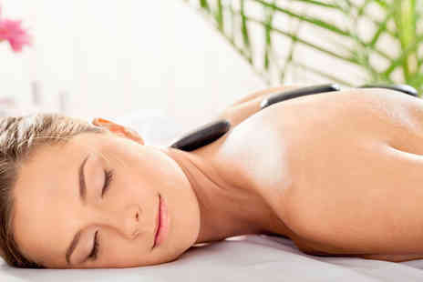 Forever Long Hair and Beauty - 30 minute hot stone back massage or 60 minute full body - Save 60%