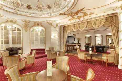 Grand Royale London Hyde Park - Chocolate afternoon tea for two people with a bottle of bubbly or with a bottle of champagne - Save 61%