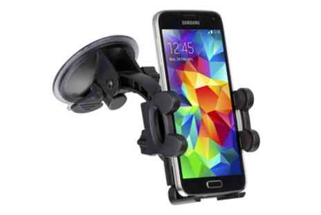 Groupon Goods Global GmbH - Universal Car Smartphone Holder - Save 63%