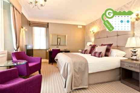 Hillthwaite House Hotel - Double or Occasion Room for Two with Breakfast, Cream Tea, Dinner and Wine - Save 29%