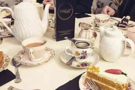 The Enchanted Tea Rooms - Cream Tea with Optional Glass of Bubbly for Two - Save 39%