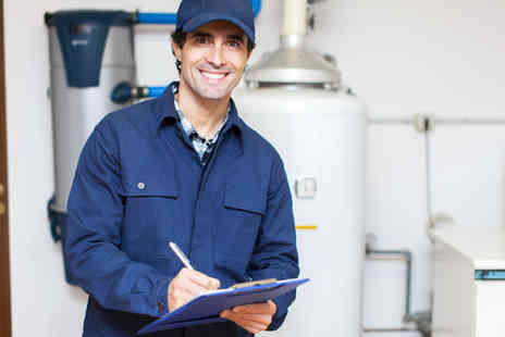 DDJ Heating Engineer - Full boiler service and certificate - Save 59%