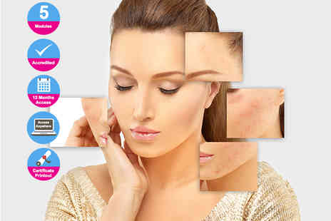 Trendimi - Accredited acne treatment and care course - Save 92%
