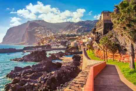 Inspired Luxury Escapes - Five star Madeira week with tours & meals from Manchester - Save 0%