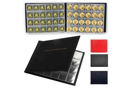 TMD Global - Coin collection album - Save 80%