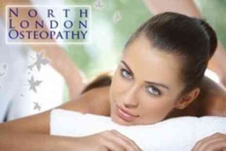 North London Osteopathy - Osteopathic Assessment and Treatment - Save 57%