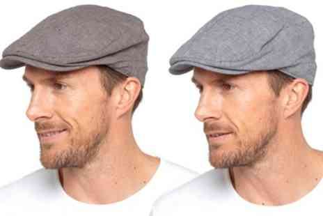 Groupon Goods Global GmbH - Peaky Blinder Style Mens Cap - Save 0%