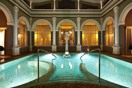 Bagni di Pisa Palace & Spa - Five Star Award Winning Thermal Spa Resort Stay For Two - Save 53%