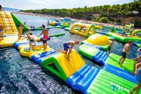 Box End Aquapark - Water Park Entry and Wetsuit Hire for Up to Four - Save 25%