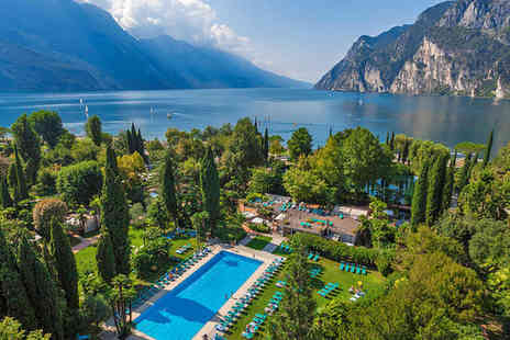 Du Lac et Du Parc Grand Resort - Four Star Lakeside Property Immersed in Nature Stay For Two - Save 80%