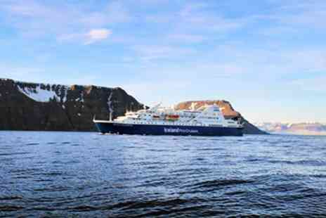 Iceland Pro Cruises - Six night cruise including Northern Lights excluding flights - Save 0%