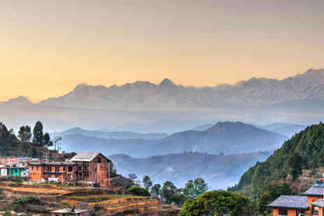 Outfitter Nepal Treks & Expedition - 14 day Himalaya trek with selected meals, accommodation and sightseeing - Save 31%