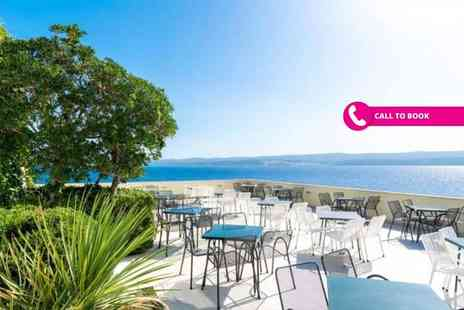 Super Escapes Travel - Three, five or seven night all inclusive Croatia getaway with return flights - Save 60%