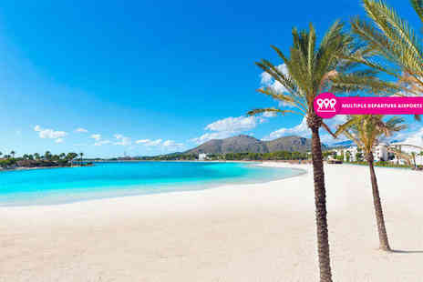 Bargain Late Holidays - Seven night all inclusive Mallorca getaway with flights - Save 23%