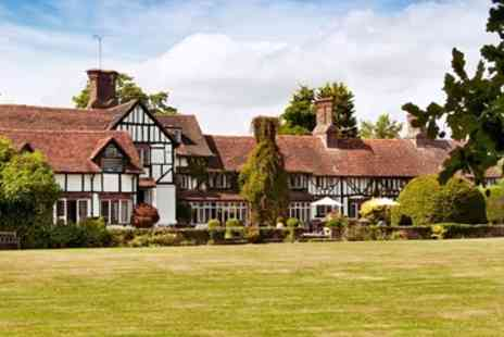 Ghyll Manor Hotel & Restaurant - Sussex country house break including dinner - Save 0%