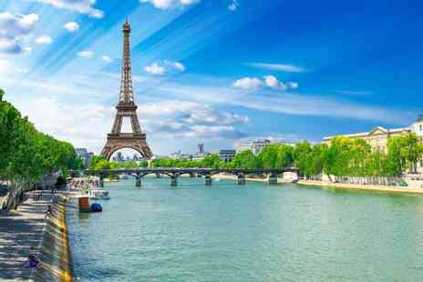Coach Innovations - Return coach trip to Paris with ferry crossing and a coach tour with photo stops - Save 28%
