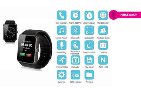 All Star Brands - 21 in 1 multi functional Android smart watch - Save 91%