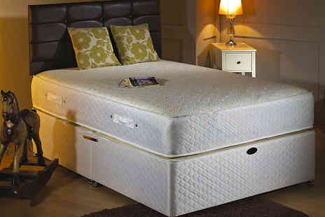 Midnight Dreams - Single, double or king size 3000 pocket sprung memory foam mattress - Save 83%
