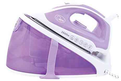 Groupon Goods Global GmbH - Quest 2600W Steam Generator Iron - Save 55%