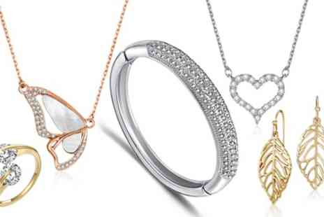 Neverland Sales - Mestige Jewellery with Crystals from Swarovski With Free Delivery - Save 80%