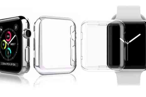 Groupon Goods Global GmbH - One, Two or Four TPU Cases for Apple Watch - Save 58%