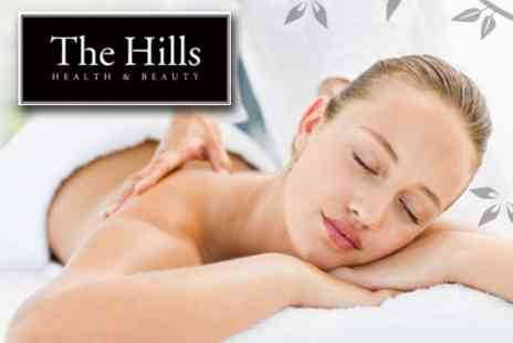 The Hills Health and Beauty - Full Body Massage, Susan Monu Facial and Body Exfoliation - Save 60%
