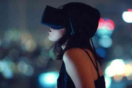 Pulse Virtual Reality - 30 or 60 Minute Virtual Reality Experience for Up to Four - Save 20%