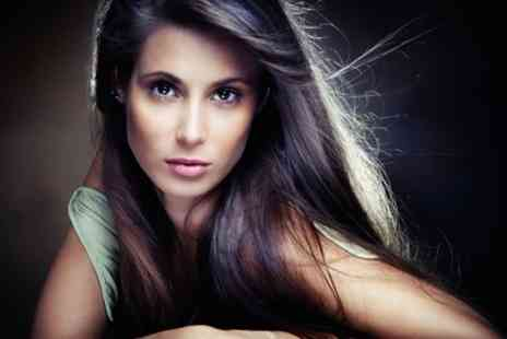 The House Hair & Beauty Salon - Brazilian Straightening Treatment for Short, Medium or Long Hair - Save 0%