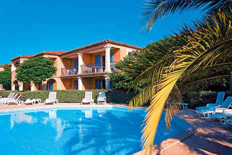 Residence Odalys - Three Star Take a Family Break For Two to the French Riviera - Save 31%
