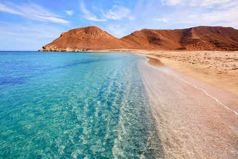 Hotel Cabo de Gata - Four Star Family Fun on Spanish Coast For Two - Save 53%