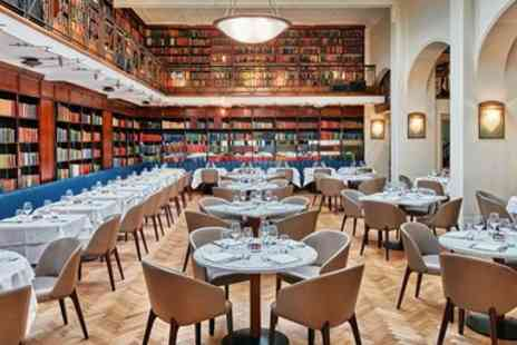 The Cinnamon Club - Three course Indian lunch & bellini in Westminster - Save 31%