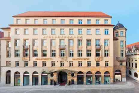 Steigenberger Grandhotel Handelshof Leipzig - Luxury hotel stay in Leipzig - Save 0%