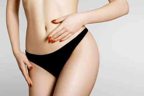 West End Beauty Clinic - Brazilian or Hollywood and underarm strip wax or hot wax - Save 80%