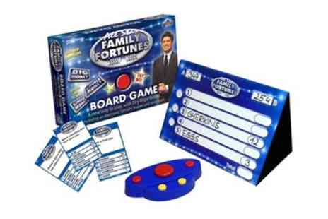 Groupon Goods Global GmbH - Drumond Park All Star Family Fortunes Board Game - Save 22%