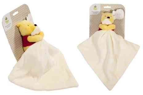 Groupon Goods Global GmbH - One, Two or Three Baby Winnie the Pooh Comforters - Save 0%