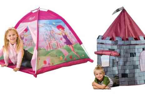 Groupon Goods Global GmbH - Toi Toys Kids Play Tent in Choice of Design - Save 0%
