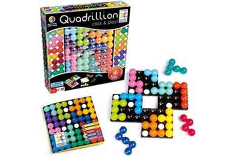 Groupon Goods Global GmbH - One or Two Quadrillion Board Games - Save 45%