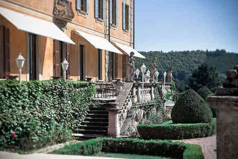 Villa Porro Pirelli - Four Star 18th Century Manor in the Italian Lake District For Two - Save 47%
