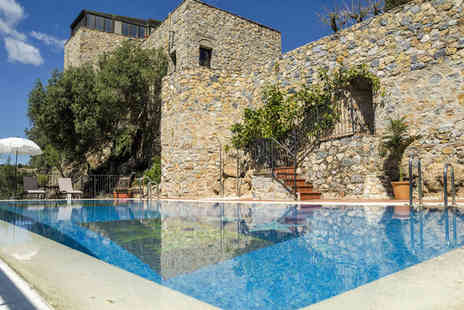 Castillo de Monda - Three Star Modern Elegance Stay For Two in a Hilltop Andalusian Castle - Save 37%