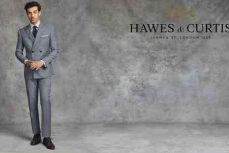 Hawes & Curtis - £20 or £40 to Spend on Menswear Online - Save 50%