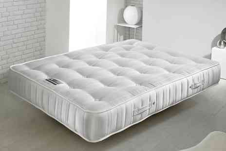Groupon Goods Global GmbH - Orthopaedic Mattress in Choice of Size With Free Delivery - Save 0%
