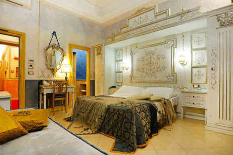 Hotel Romanico Palace - Four Star Ornate Hotel Stay For Two Near the Spanish Steps - Save 80%