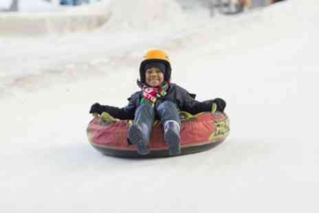 Chill Factore - One Hour Snow Park Pass with Clothing Hire for One or Two - Save 54%