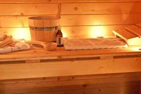 Spa Experiences - Spa Cave or Beach Spa Experience with Refreshments for One or Two - Save 41%