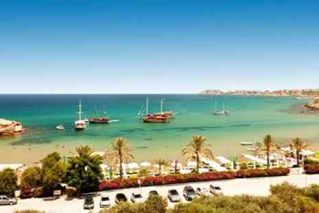 Cyprus Paradise - Seven nigh North Cyprus holiday with flights, FREE Tour & Bottle of wine - Save 0%