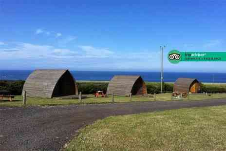 Pot a Doodle Do - Two or three night self catered wigwam stay - Save 57%