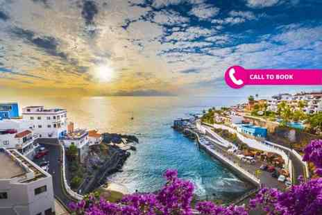 Super Escapes Travel - Three, five or seven night 4 Star all inclusive Tenerife stay in a junior suite with flights - Save 28%