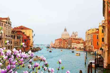 Weekender Breaks - FourRome and Venice, Italy night Rome and Venice trip with trains and return flights - Save 0%