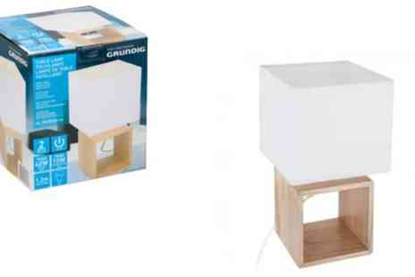 Groupon Goods Global GmbH - Grundig Table Led Lamp - Save 40%
