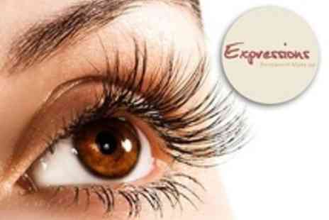 Expressions Permanent Make Up - Choice of HD Brows, Semi Permanent Lashes or LVL Lash Lift - Save 60%